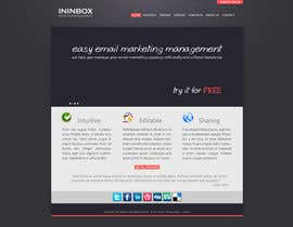 nº 62 pour Website Design for ininbox.com par AndreiLaurentiu