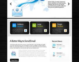 #40 para Website Design for ininbox.com por ty0mniy