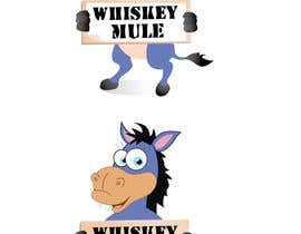 nº 38 pour Design a Logo for Whiskey Mule par zoeroxiezoeroxie