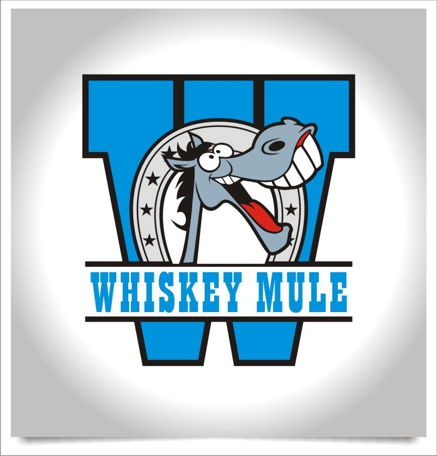 Proposition n°32 du concours Design a Logo for Whiskey Mule