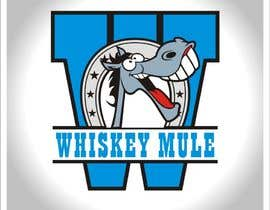 nº 32 pour Design a Logo for Whiskey Mule par indraDhe
