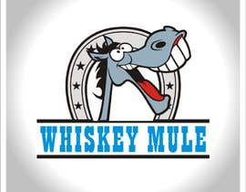 nº 33 pour Design a Logo for Whiskey Mule par indraDhe