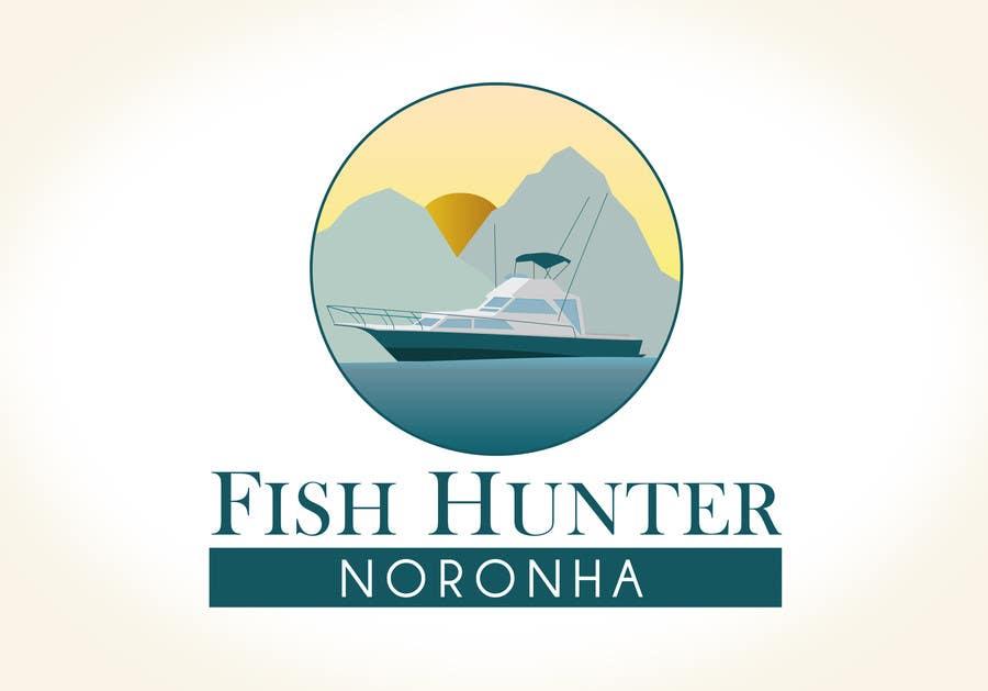 Inscrição nº 43 do Concurso para Fish Hunter Logo