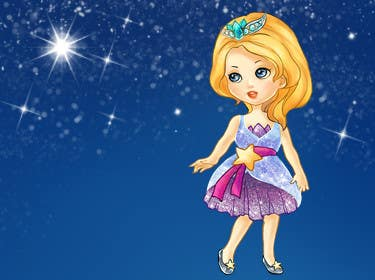 #7 for Character and Background Design for Mobile Kid Game by cakikandy