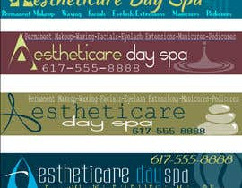 #33 for Design a Banner & Logo for a Day Spa by mpok11