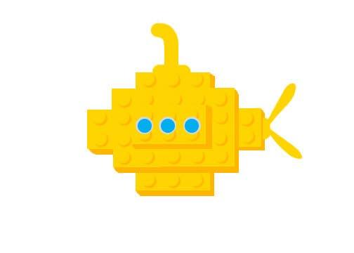 Inscrição nº 5 do Concurso para Lego Submarine Graphic Design 2D
