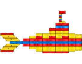 #16 for Lego Submarine Graphic Design 2D af maraz2013