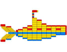 #17 para Lego Submarine Graphic Design 2D por maraz2013