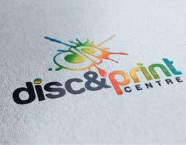 #188 for Re Design of logo for Disc & Print Centre by jass191