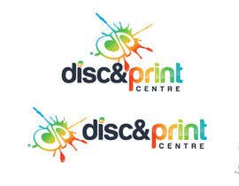 #251 for Re Design of logo for Disc & Print Centre by jass191