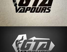 #22 para Design a Logo for an electronic cigarette/Vapor company por frozumberski
