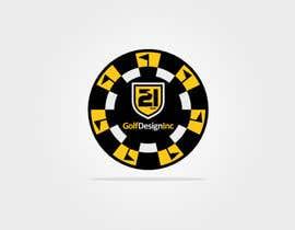 #4 for 21 Golf/Design - Design a poker chip golf ball marker by FreeLander01