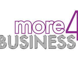 #5 untuk Design a Logo for More 4 Business oleh D7thConsolidated