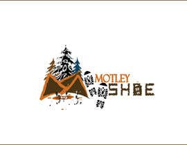 nº 34 pour Logo Design for Motley Shoe par ribice123
