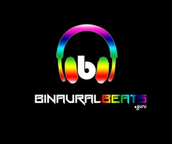 akritidas21 tarafından Design a Logo for My Binaural Beats Website. için no 43