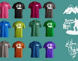 Nro 37 kilpailuun Design a T-Shirt käyttäjältä eslamnowar