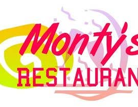 #290 for Design a Logo for Monty's Restaurant by mynk16