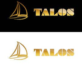 #218 for Design a Logo for the Motor Yacht TALOS af Expert016