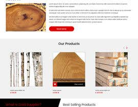 Nro 17 kilpailuun Design a Chinese Website Mockup käyttäjältä xsasdesign