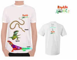 #4 for Design a T-Shirt for Reptile Addicts by RHarley