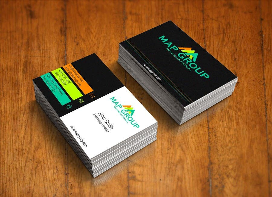 #28 for Design some Business Cards by mbewlive