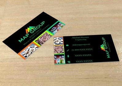 #43 for Design some Business Cards by Danieljausah