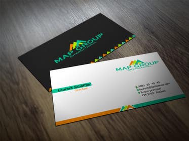 #46 for Design some Business Cards by nihon5