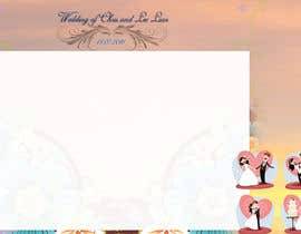 avonbusog tarafından Design a layout template (photobooth) - chris and lee lian için no 12