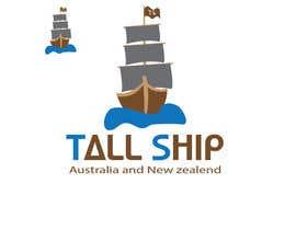 Nro 16 kilpailuun Brand Identity - Tall Ships käyttäjältä rayoujines