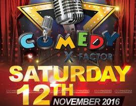 MMmahesh tarafından Comedy event Flyer design için no 14