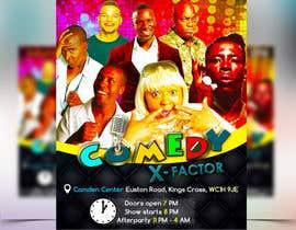 Mohamedsaa3d tarafından Comedy event Flyer design için no 11