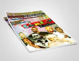 Mohamedsaa3d tarafından Comedy event Flyer design için no 13