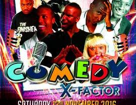 alicankmc tarafından Comedy event Flyer design için no 6