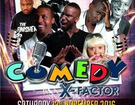 alicankmc tarafından Comedy event Flyer design için no 8