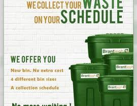 alongbar64 tarafından Design a Flyer for a waste collection company için no 23