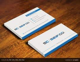 Nro 22 kilpailuun Design some Business Cards for construction comopany käyttäjältä arnee90