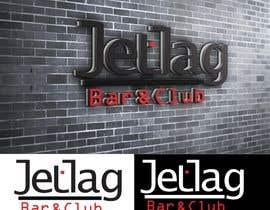 #64 for Design a Logo for Jetlag Burger Bar & Club by tarekhfaiedh