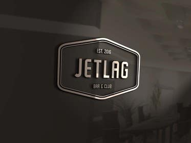 aliciavector tarafından Design a Logo for Jetlag Burger Bar & Club için no 54