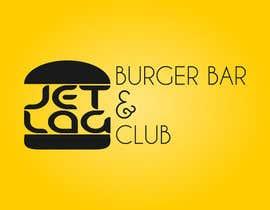 #62 for Design a Logo for Jetlag Burger Bar & Club by damianjones