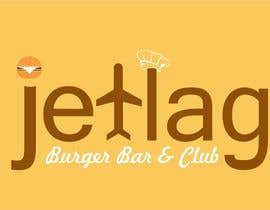 #53 for Design a Logo for Jetlag Burger Bar & Club by abhayd
