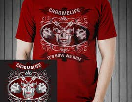 #59 for Design a Motorcycle T-Shirt by sauravarts