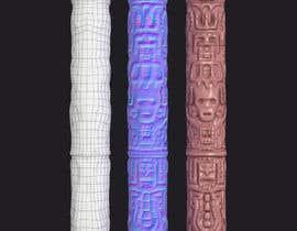 Nro 45 kilpailuun Create a 3D Model of a Column for a Restaurant Design käyttäjältä kvp77