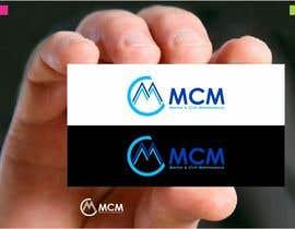 #422 untuk MCM new logo oleh whitecat26