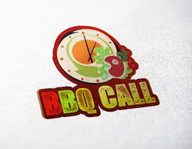 "#170 cho Design a Logo for ""BBQ Call"" OR ""BBQ TIME"" bởi Djdesign"