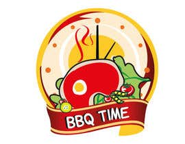 "#132 for Design a Logo for ""BBQ Call"" OR ""BBQ TIME"" by ramonatafavoghi"