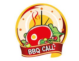 "#134 for Design a Logo for ""BBQ Call"" OR ""BBQ TIME"" by ramonatafavoghi"