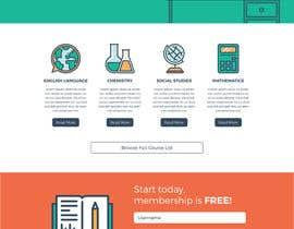 #2 para Design a Website Mockup por bhoytstern