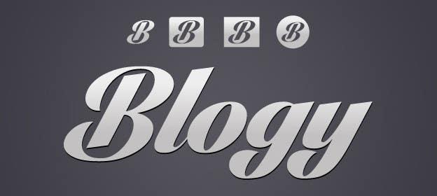 #3 for Blogy Logo Design by Leugim83