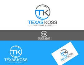 alidesigners tarafından Texas Koss Wholesale Market Logo için no 19