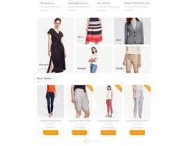 IntelligentAppSl tarafından Create a mockup design for a shopify store için no 1